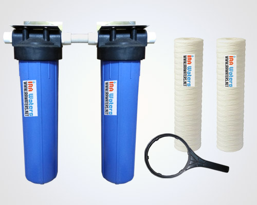 Whole House Iron Water Filter