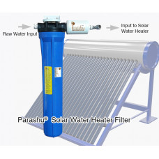 Parashu® Solar Water Heater Filter